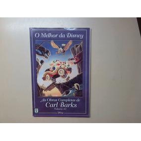 O Melhor Da Disney Nº 32 Obras Completas De Carl Barks