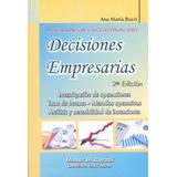 Decisiones Empresariales -aplicaciones De Cálculo Financiero