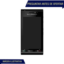 Sony Ericsson Satio Display-touch U1