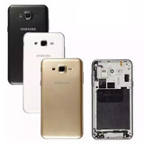 Carcaça Aro Tampa Traseira Samsung Galaxy J5 Sm-j500m/ds