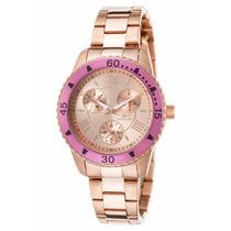 Relógio Invicta Angel - 21774 Rose Feminino Com Caixa Origin
