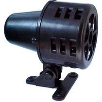 Sirene Rotativa Mecânica 12v 117db Som Viatura Nova Na Caixa
