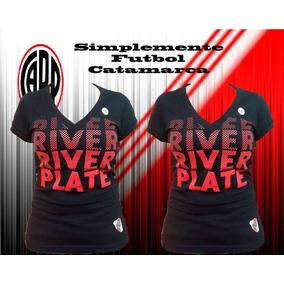 Remera Dama River Plate