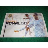 Afiche O Poster De Cristiando Ronaldo... Numero 1
