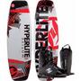 Tabla De Wakeboard Motive 140cm + Botas Hyperlite - Thuway