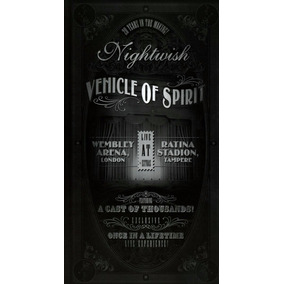 Nightwish Vehicle Of Spirit 2 Blu-ray Europeos Nuevos