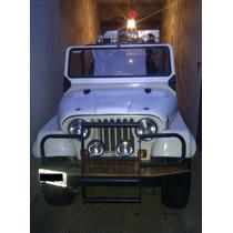Vendo Jeep Ika 4x4