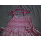 Hermoso Vestido De Niña Talla 8 Y Ropa Niña (varios)