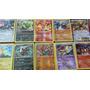 Barajas Pokemon Listas Para Jugar! 60 Cartas Originales Deck