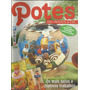 Revista Biscuit Potes Coleção 4 Revistas Encadernadas