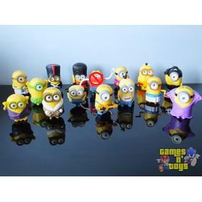 Minions 2015 Coleção Mc Donalds (1 Boneco) Unidade.