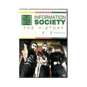 Information Society The History[dvd Original Lacrado Novo ]