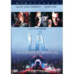 Dvd I.a. Inteligencia Artificial ( 2001 ) - Steven Spielberg