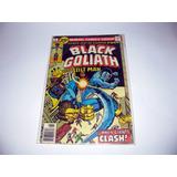 Black Goliath Vs Stilt-man #4 - Marvel Comics 1976 Inglés