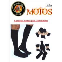 Meias De Proteção Térmica Para Motociclistas - Motoqueiros