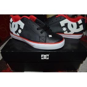 Zapatillas Dc Court Graffik Vulc Original En Su Caja!!!!!!