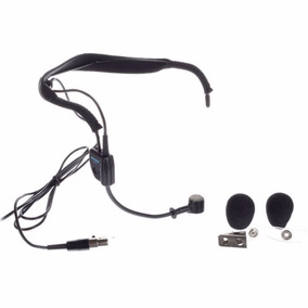 Shure Wh20-tqg Micrófono De Diadema Color Negro