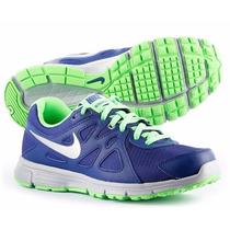 Zapatillas Nike Kids Revolution 2 (gs) Niños 555082-404