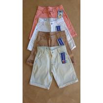 Bermuda Bolso Faca Fashion 04 Ao 16