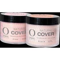 Cover Organic Nails Pink + Peach 14 Grs * Envío Gratis*