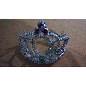 Corona De Princesa Souvenir Cumpleaños Dia Del Niño Joyas