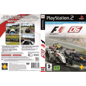 F1 Narrada Em Português - Fórmula One / Corrida / Play Ps 2
