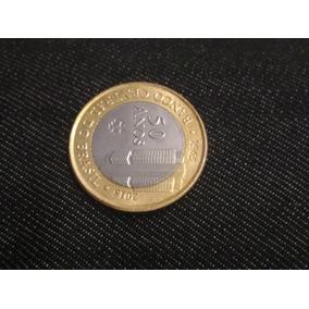 Moeda 50 Anos Banco Central. Excelente Estado.!