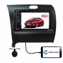 Central Multimídia Kia Cerato Dvd 2014 2015 2016 2017 2018