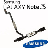Flex Sensor Teclado Botão Home Samsung Galaxy Note 3 N9005