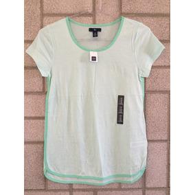 Camiseta Gap Original Feminina Blusas Frio Abercrombie Tommy