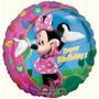 Globo Metalizado Minnie Mouse De 18 Pulgadas