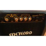 Caixa De Som Meteoro Modelo Atomic Driver/30fone/ Microfone