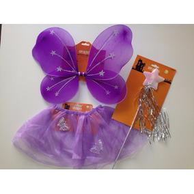 disfraz mariposa para nia