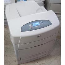 Impressora Hp Laserjet Colorida 5550dn Tamanho A3 Revisada