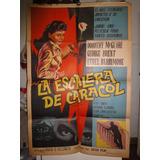 Poster Original Spiral Staircase Escalera Caracol Mcguire 49