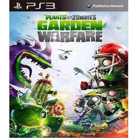 Plantas Vs Zumbi Garden Warfare Ps3 - Midia Digital Original