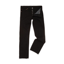 Pantalón Levis 501 Jeans Negros Originales