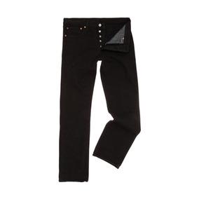 Pantalón Levis 501 Jeans Negros Originales Nuevos Importados