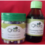 Qhura Dormir/descansar Natural Kit: 120 Caps + Gotas 125 Cc