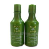 Kit Inoar Argan Oil Shampoo 250ml E Condicionador 250ml