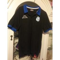 Jersey Playera Tipo Polo Puebla De La Franja Kappa L Y M