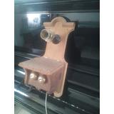 Antiguo Telefono Funcionando