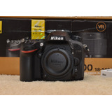 Nikon D7200 Full Hd 24 Mpx - Solo Body