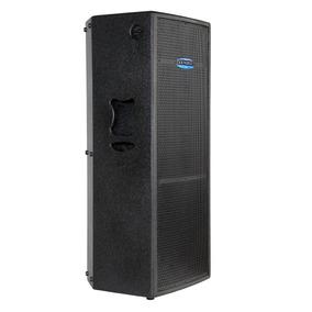 Ms15 - Caixa Acústica Ativa 800w Ms 15 Dupla Preta - Soundbo
