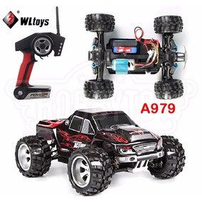 Automodelo Wltoys Vortex A979 Off-road 4x4 C/ Bateria Lipo
