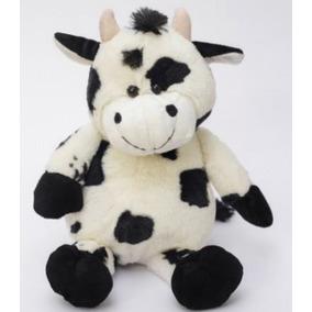 Vaca De Peluche Chica De 25 Cms Con Sus Patitas