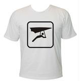 Camiseta Asa Delta Personalizada Esporte Radical
