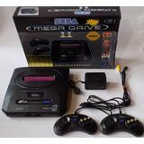 Consola Retro Genesis 2 Megadrive 368 Juegos Incorprados
