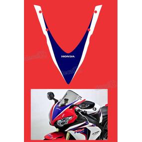 Emblema Adesivo Carenagem Frontal Honda Cbr 1000rr Hrc 2010