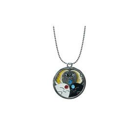 Clamp Dije Collar Medalla Mokona Modoki